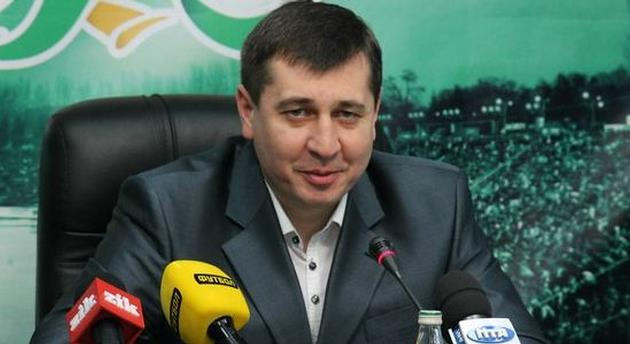 Игорь Дедишин, fckarpaty.com.ua