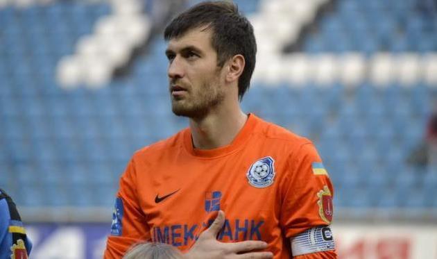 Дмитрий Безотосный совершил несколько важных сэйвов, фото Football.ua