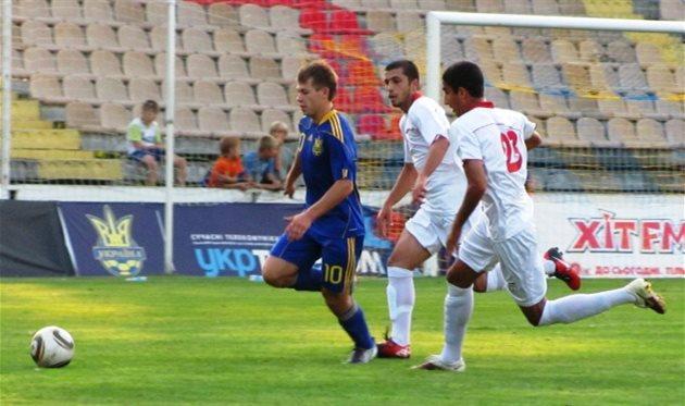 Володимир Гудима, фото Артура Валерка, Football.ua