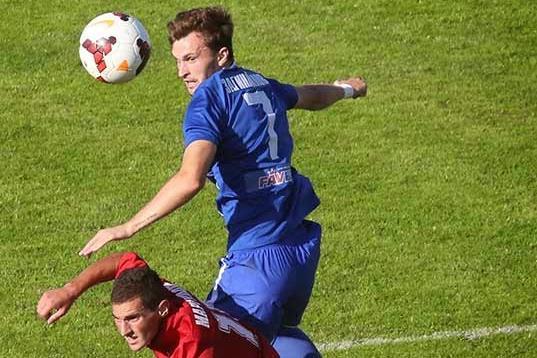 Загинайлов забил бывшей команде, фото niknews.mk.ua