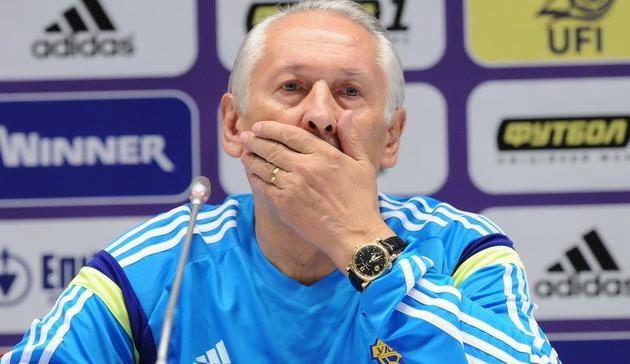 Михаил Фоменко, фото Football.ua