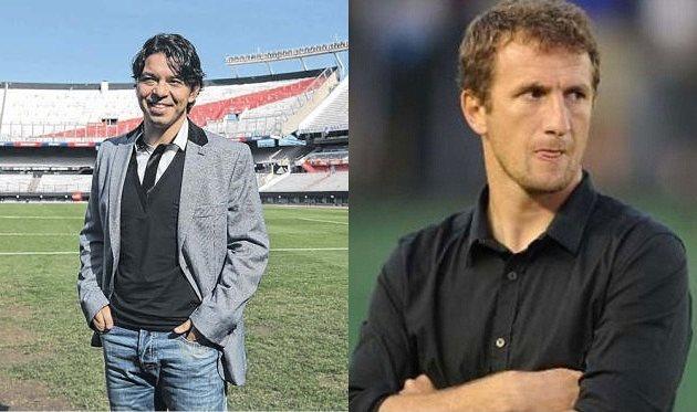 Марсело Гальярдо и Родольфо Арруабаррена