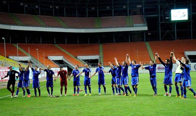 Сумчане выигрывают второй матч подряд, фото fc.sumy.ua