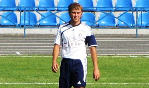 Дмитрий Волошин, фото Артура Валерко, Football.ua