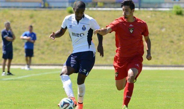 Рикарду Перейра (слева), фото www.fcporto.pt