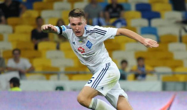 Сергій Сидорчук, фото І.Хохлова, Football.ua