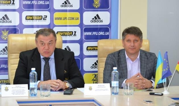 Отбор к Евро-2015 (U-21). Украина и Германия сыграют в Черкассах
