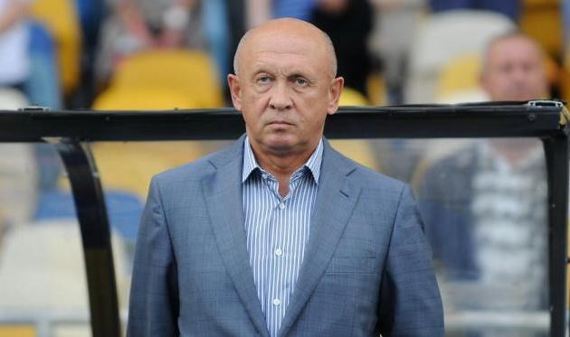 Николай Павлов, фото И.Хохлова, Football.ua