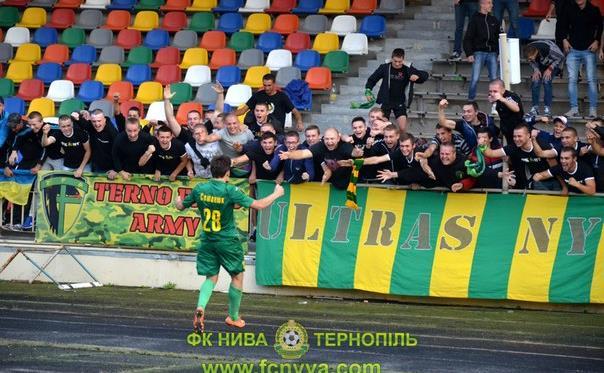 Гол Семенюка открыл Ниве путь к победе, фото fcnyva.com