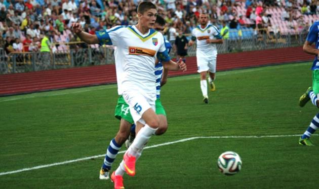 Артем Довбик, фото ckdnipro.com.ua