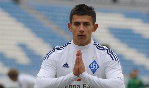 Дмитрий Хлебас, фото fcdynamo.kiev.ua