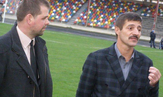 Сергей Гринюк (справа), sportbuk.com