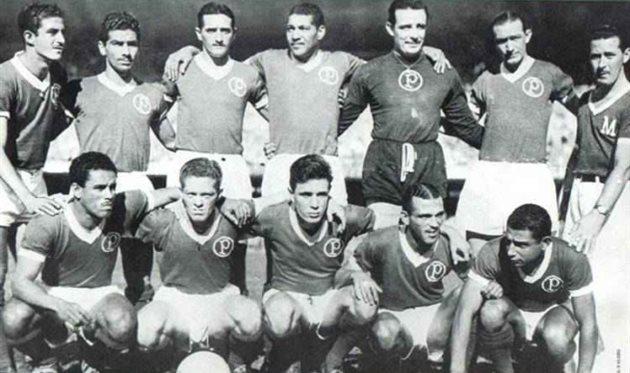 Палмейрас-1951, фото futeblog.y33.com.br