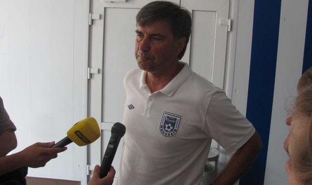 Олег Федорчук, фото А.Валерко, Football.ua