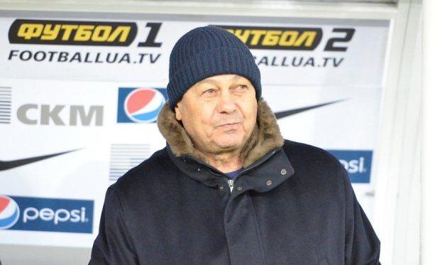Мирча Луческу, фото Б.Заяца, Football.ua