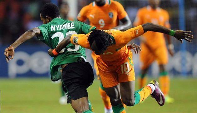 Попавшие в ДТП игроки Замбии находятся в стабильном состоянии