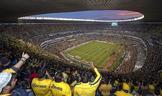 Ацтека, фото Mexsport