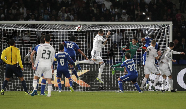 Рамос забил первый гол, Getty Images