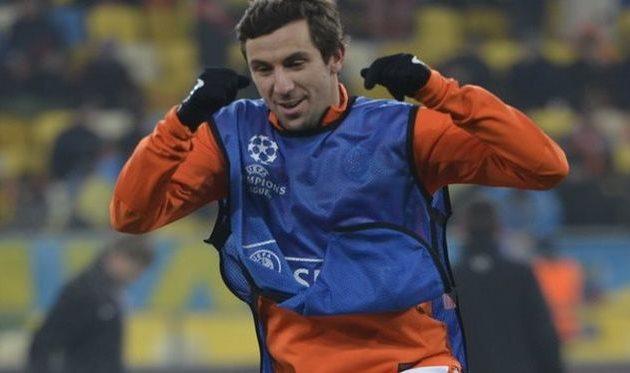 Дарио Срна, фото Б. Заяца, Football.ua
