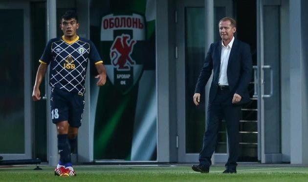 Александр Нойок (слева), фото football.ua
