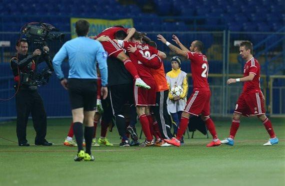 фото Романа Шевчука, football.ua