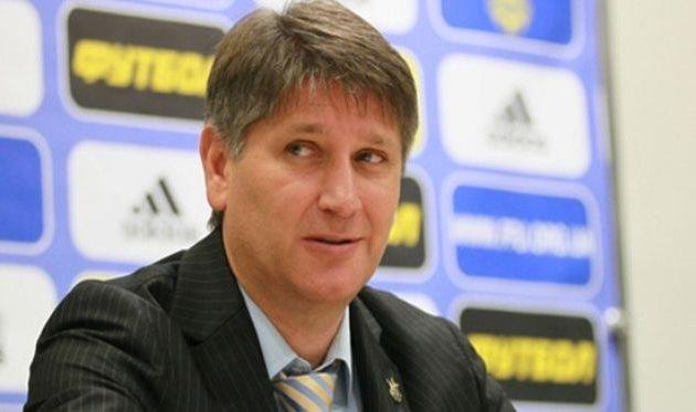 Сергей Ковалец, ffu.org.ua