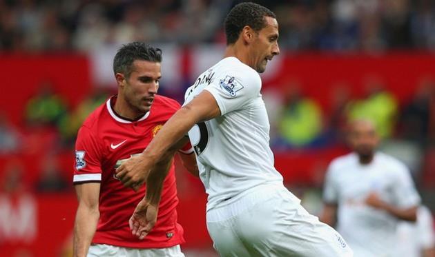 Фердинанд верит в бывших одноклубников, Sky Sports