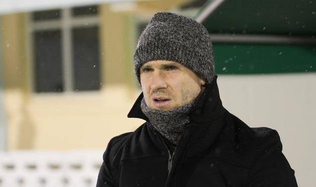 Сергей Ребров, фото О. Дубины, Football.ua