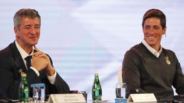 Хиль Марин и Фернандо Торрес, as.com