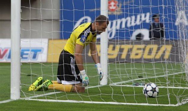 Либор Хрдличка, © Станислав Ведмидь, Football.ua