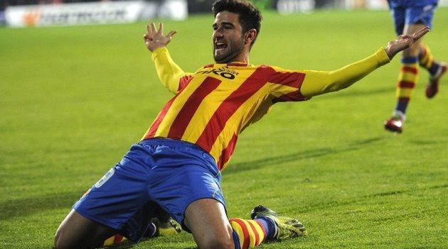 Антонио Барраган, insidespanishfootball.com