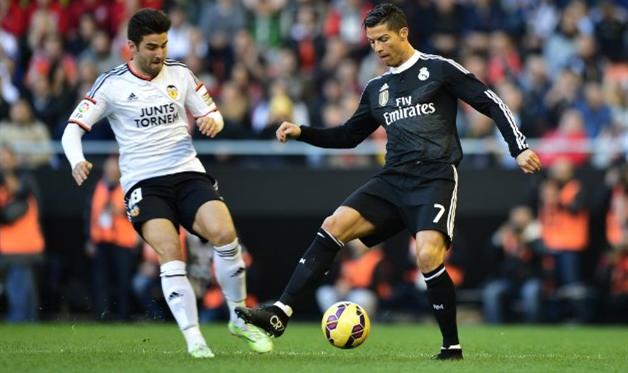 Барраган против Роналду, Marca