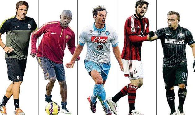 коллаж La Gazzetta dello Sport