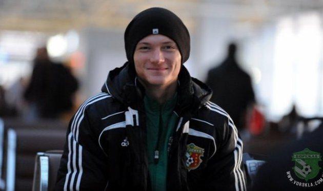 Александр Матвеев, vorskla.com.ua