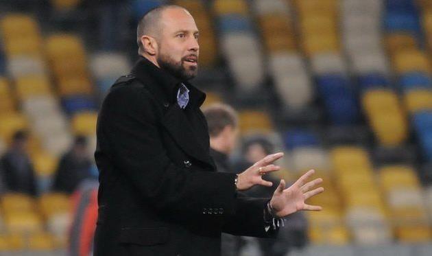 Игор Йовичевич, фото И. Хохлова, Football.ua