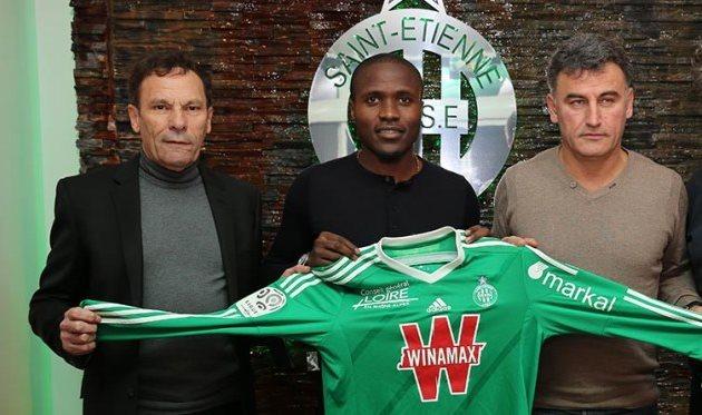 Ландри Нгемо (в центре), фото www.asse.fr
