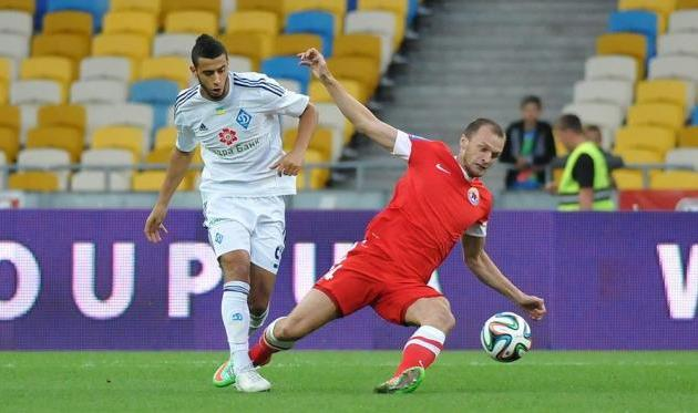 Юнес Бельханда, фото football.ua