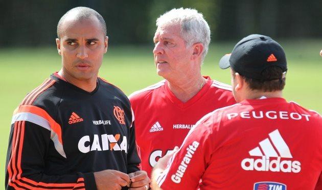 Дейвид де Соуза (слева), фото esporte.uol.com.br