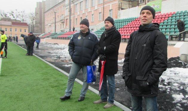 Делегация ВФАС на Мемориале Макарова, фото Артура Валерко, Football.ua