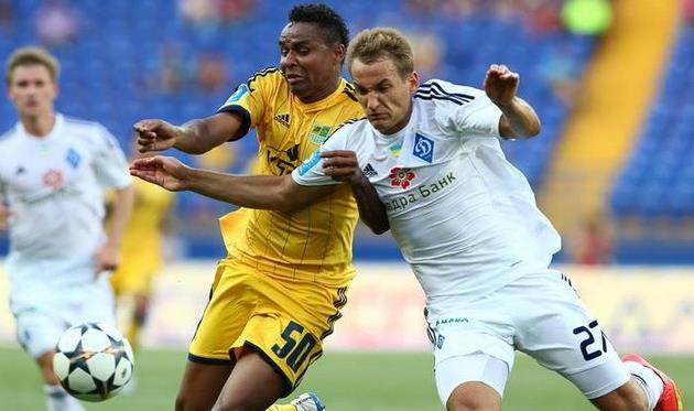 У Макаренко (справа) может появиться новый конкурент, фото © РОМАН ШЕВЧУК, Football.ua