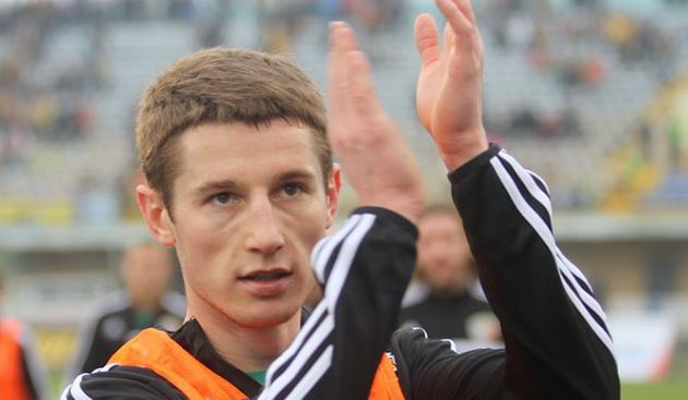 Владимир Чеснаков, фото Олега Дубины, Football.ua