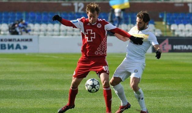 Бикфалви в дейтсвии, фото М. Масловского, Football.ua