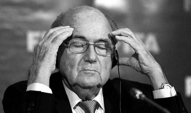Президент ФИФА Зепп Блаттер, Getty Images
