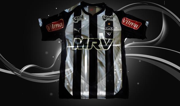 Итоги розыгрыша футболки Атлетико Минейро
