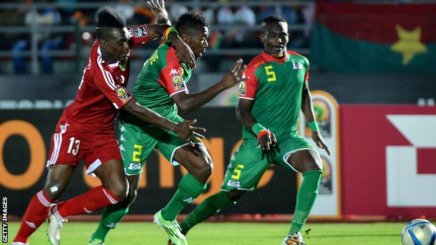 Бифума забил еще один гол за сборную Конго, Getty Images