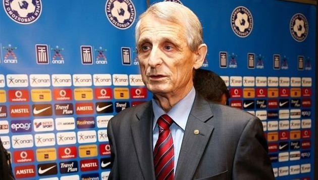 Гиоргос Гирцикис, uefa.com