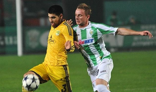Денис Васин (справа), Football.ua