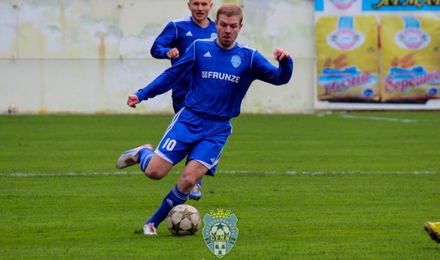 Андрей Скарлош может сменить первую лигу на Черкассы, фото fcsumy.ua