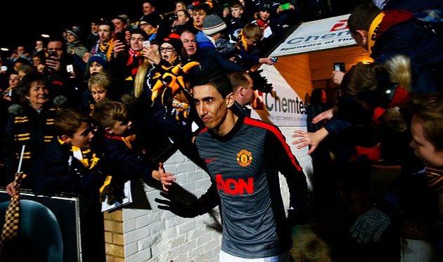 Анхель Ди Мария перешел из Реала в МЮ за 59,7 млн фунтов, Getty Images