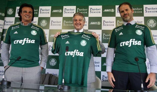 Фото palmeiras.com.br
